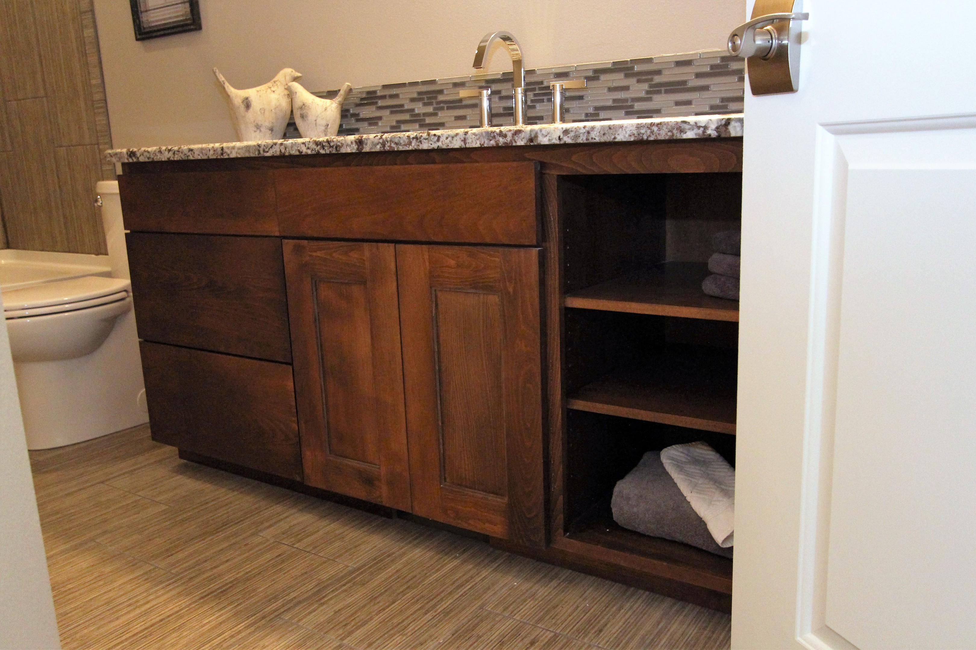Relatively Affordable Custom Cabinets - Showroom AN25