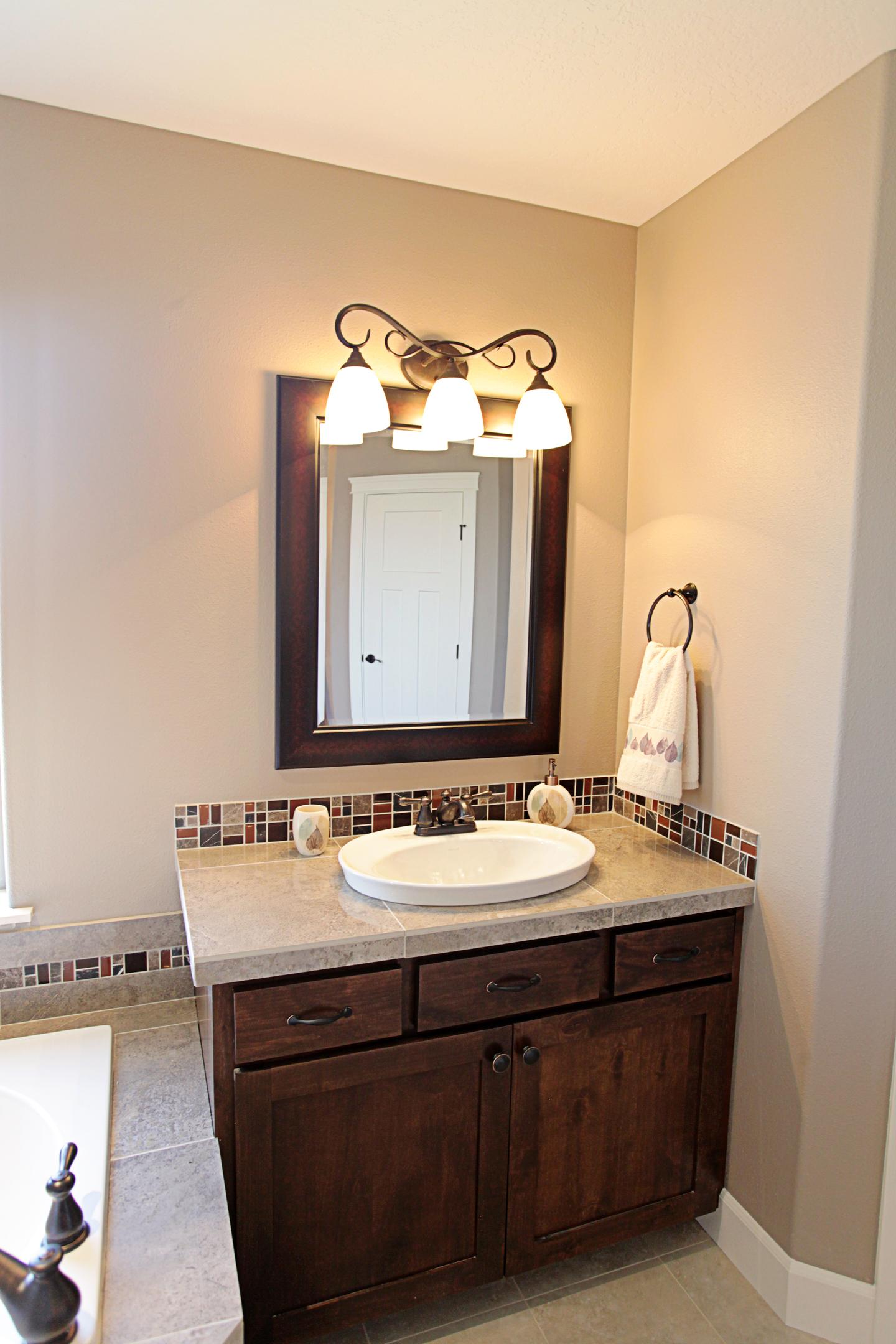 Bathroom Recessed Cabinets Little Rock Styles Deebonk