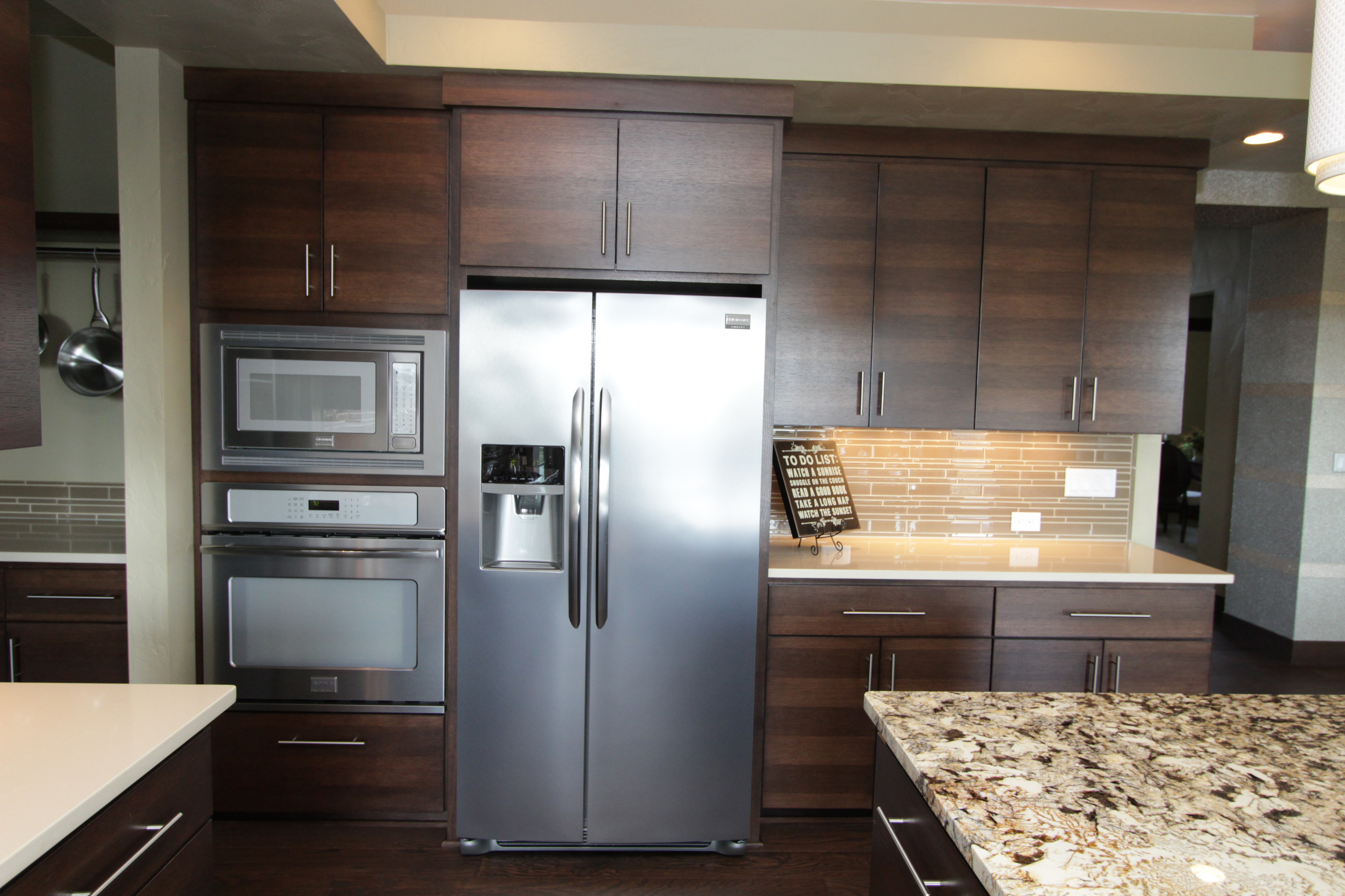 Double oven cabinet model search jrp24bd1bb tall cabinet for Affordable custom kitchen cabinets
