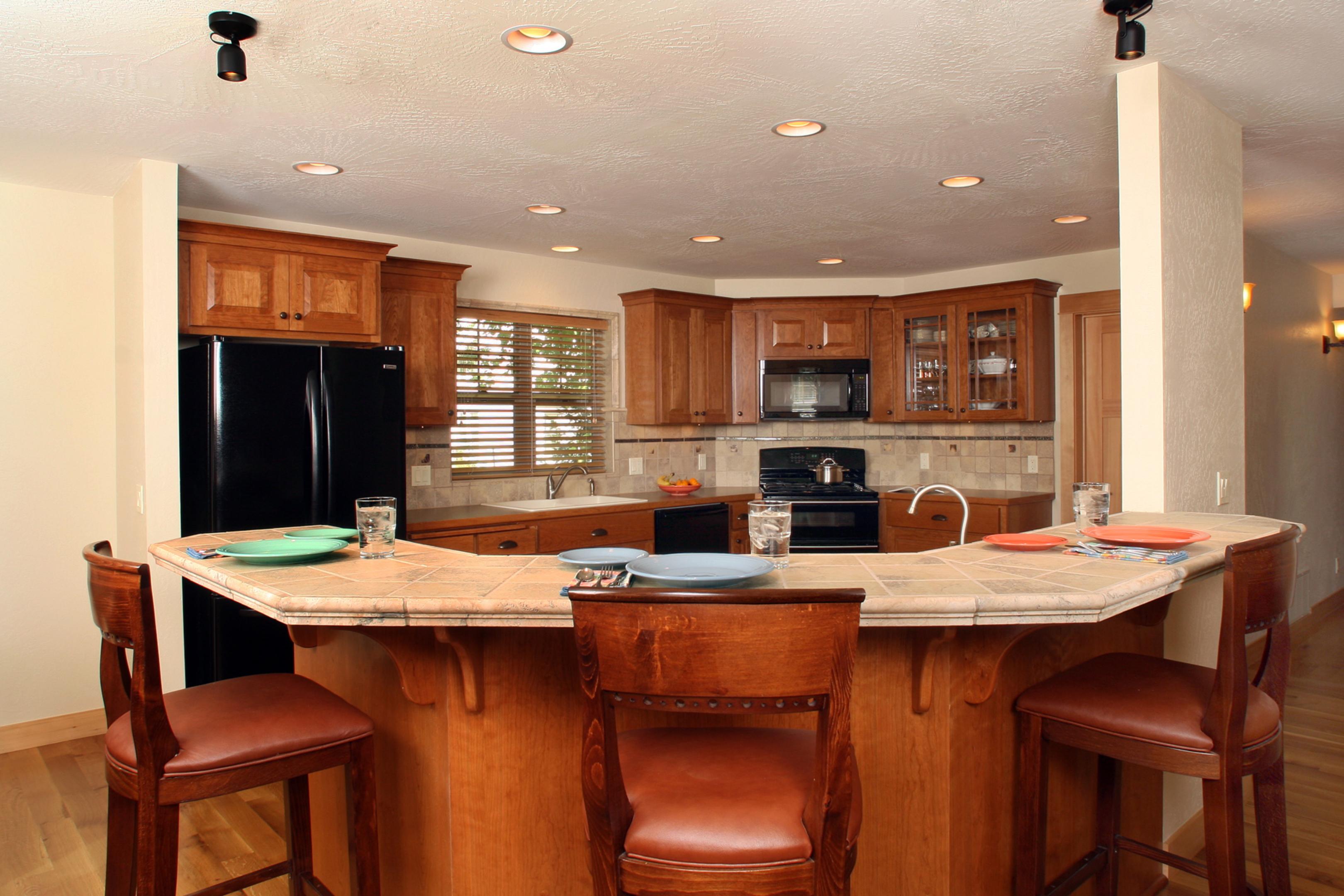 stunning thumb kitchen craftsman style cherry medium