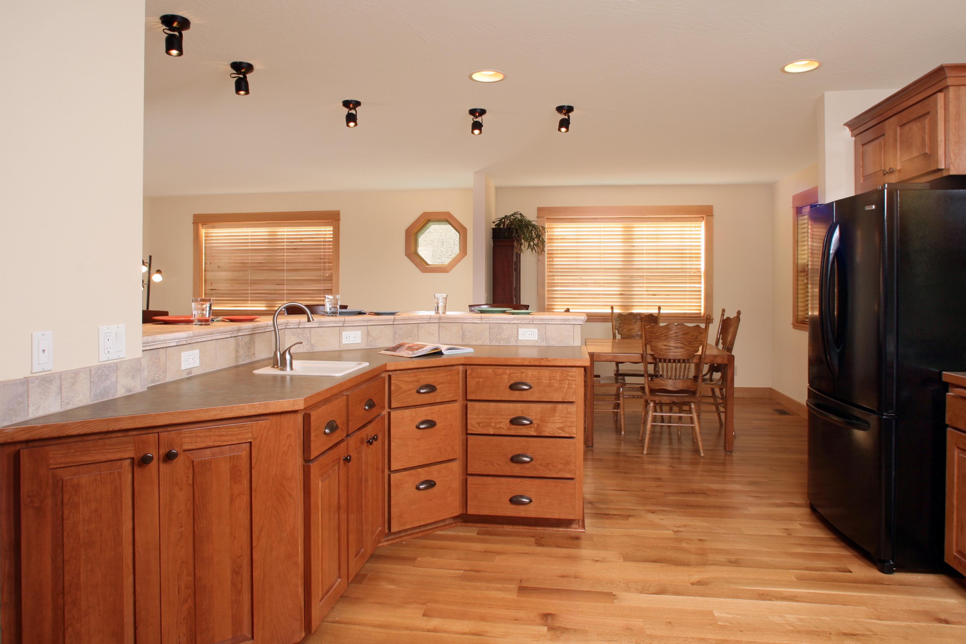 Image Result For Wood Bathroom Cabinets
