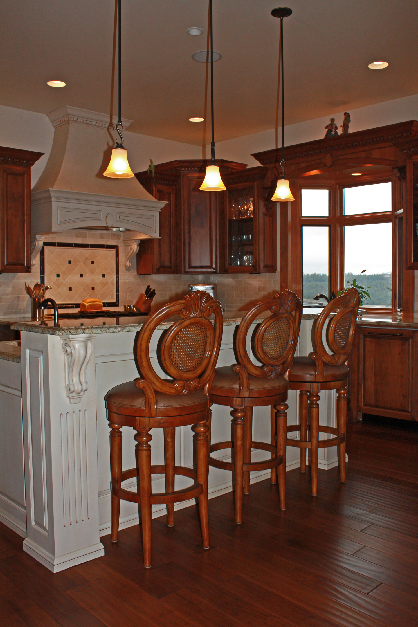 Cherry Or Maple Cabinets Affordable Custom Cabinets Showroom